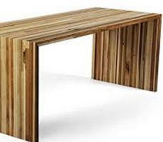 tafel van bamboe
