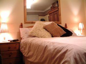 slaapkamermeubelen bed