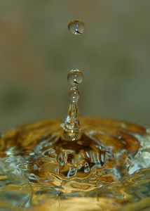 water druppel vochtproblemen
