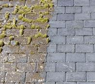Ontmossen daken