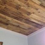 plafond in hout