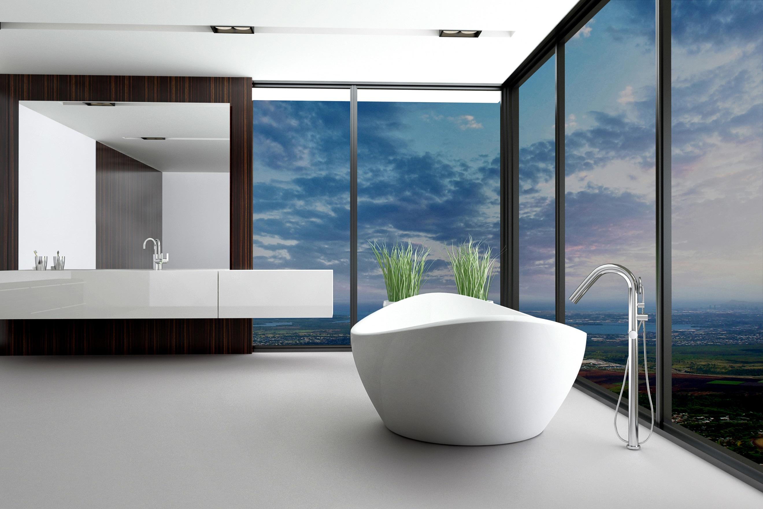 badkamer na renovatie