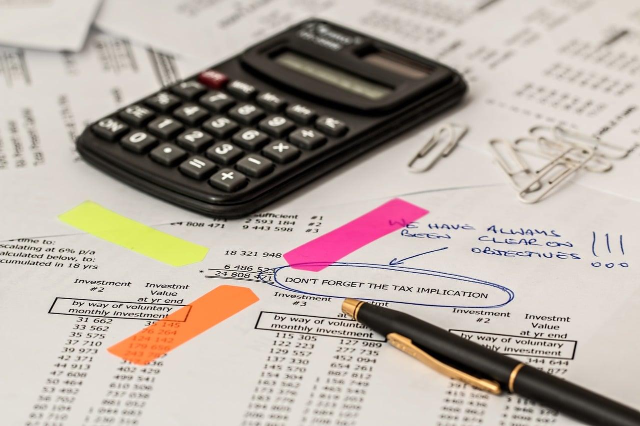berekening maken met rekenmachine