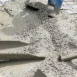 betonnen fundering