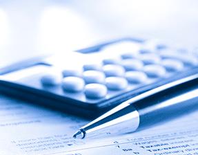 Belastingen berekenen aangifte rekenmachine