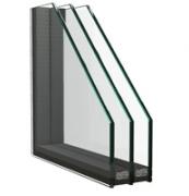 Driedubbelglas