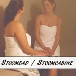 stoombad - stoomcabine