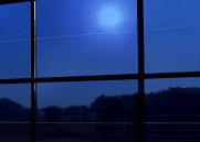 zonwerend glas donker